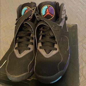 Air Jordan Aqua 8's